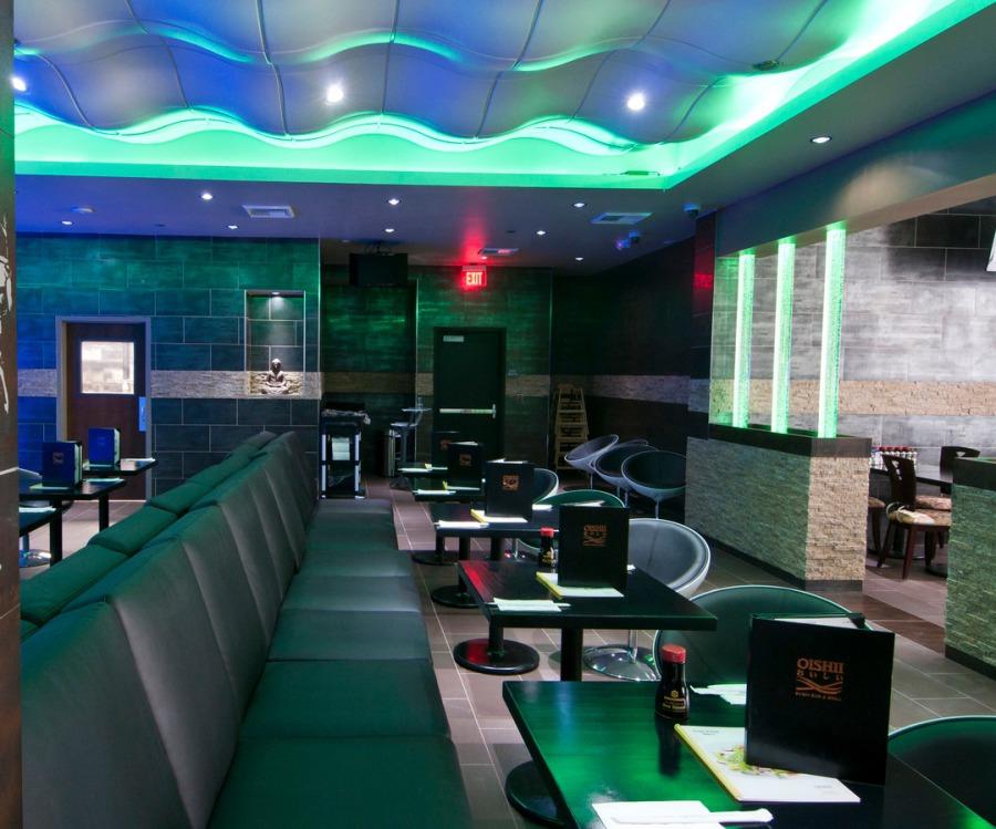 Oishii Sushi and Heartbeat KTV Lounge - Home